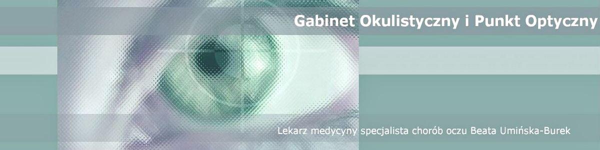 Gabinet Okulistyczny i Punkt Optyczny